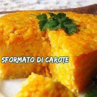 Ciasto warzywne: marchwiowe ze skórką cytryny
